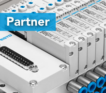 Benefit from our new partnership with Festo